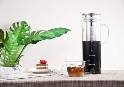 Brew To A Tea Cold Brew Coffee Maker