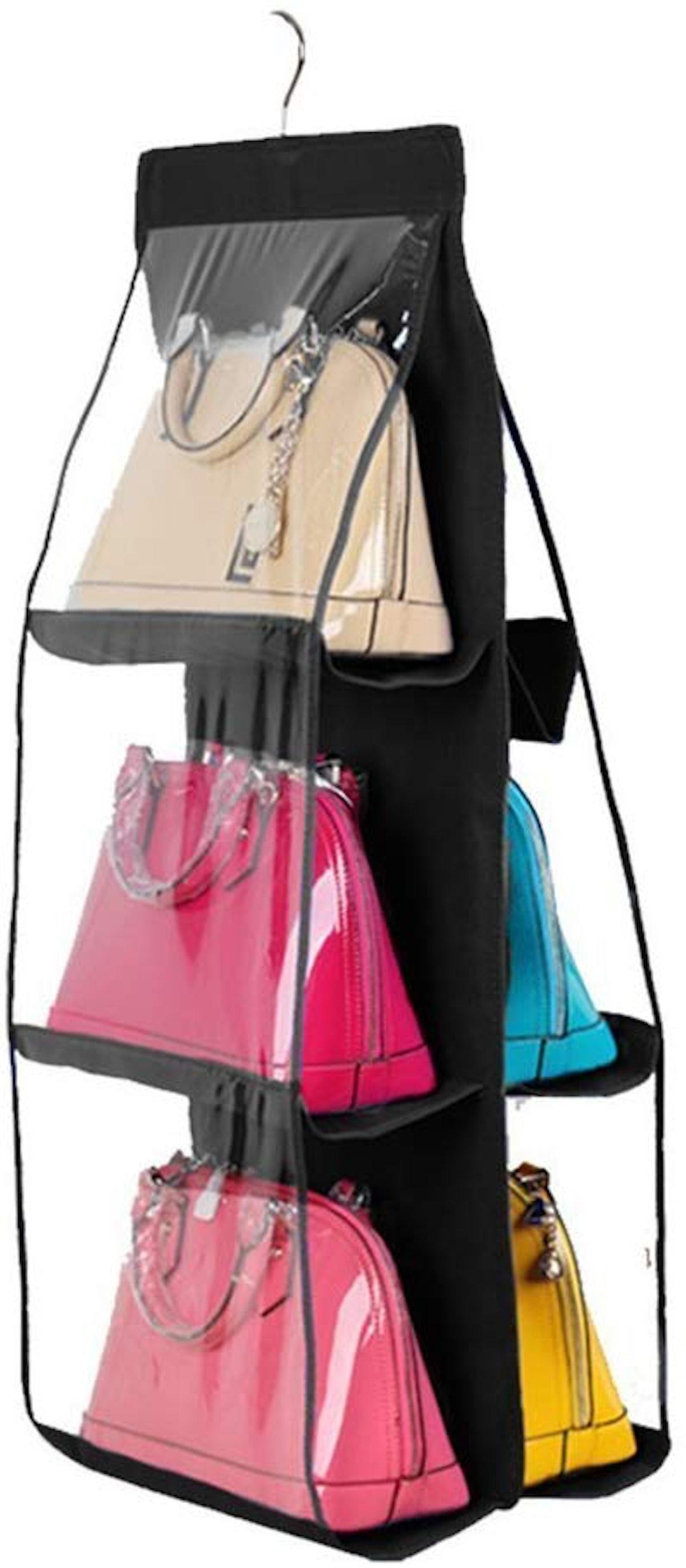 Geboor Hanging Handbag Organizer