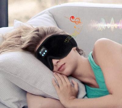 MUSICOZY Sleep Headphone Mask