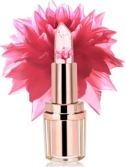 PrettyDiva Jelly Flower Lipstick
