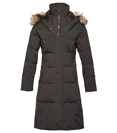 ADOMI Women's Long Down Coat