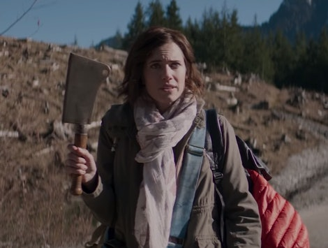 Allison Williams as Charlotte in The Perfection