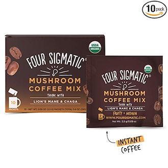 Four Sigmatic Mushroom Coffee (10-Pack)