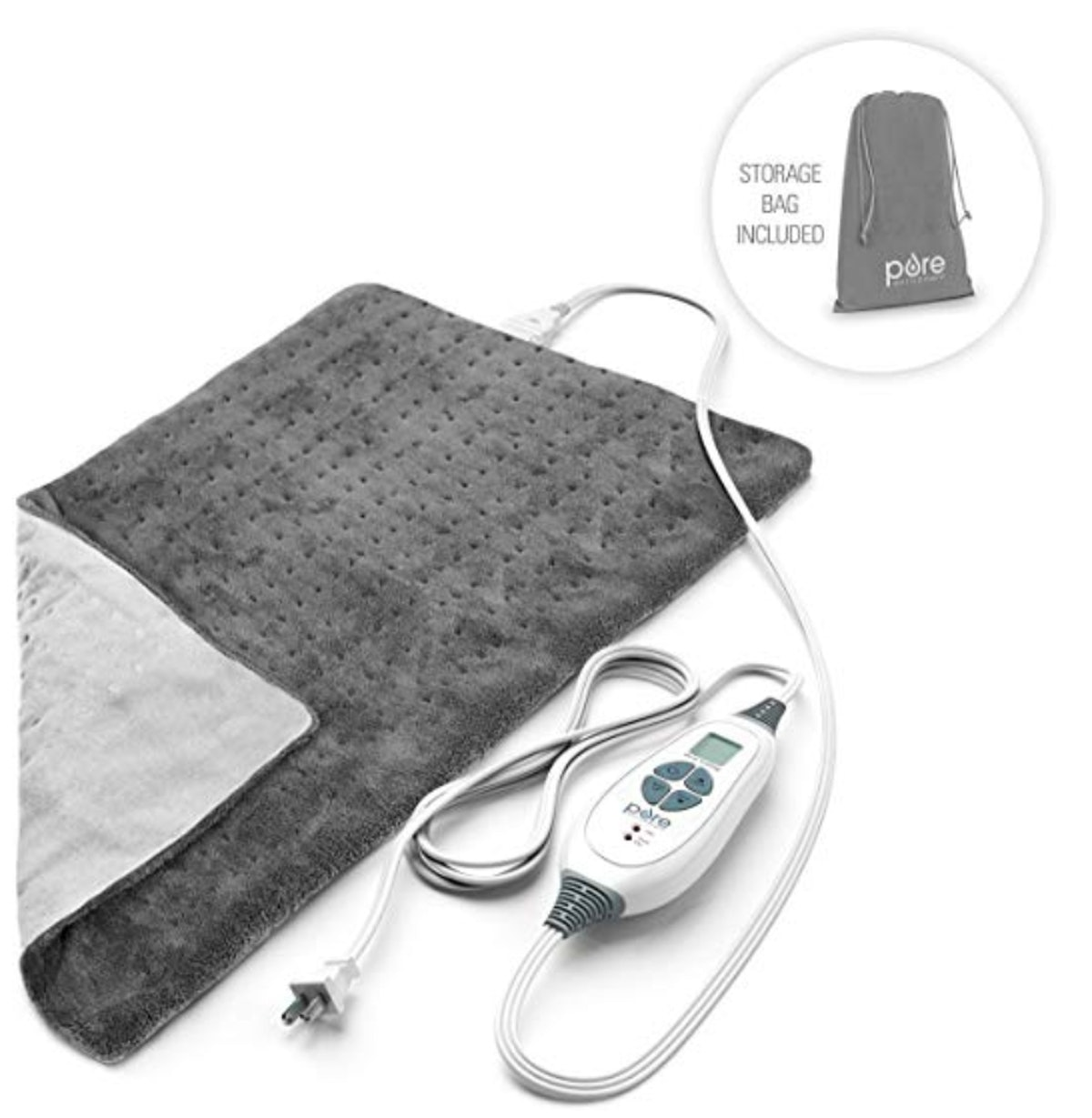 Pure Enrichment PureRelief XL Heating Pad