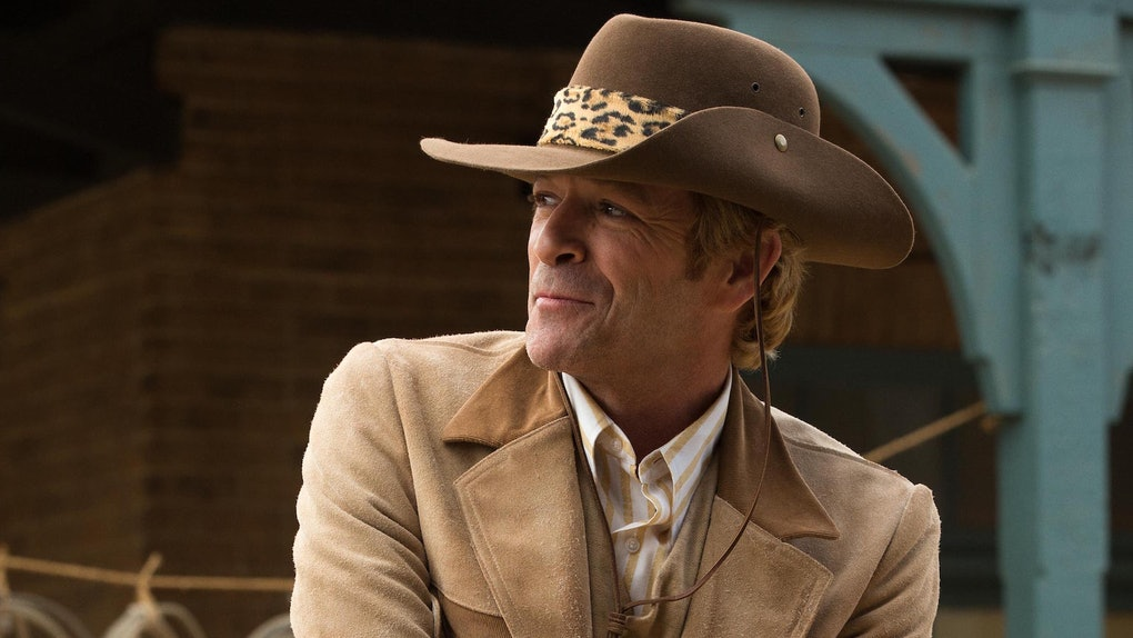 Luke Perry in 'Once Upon a Time in Hollywood'