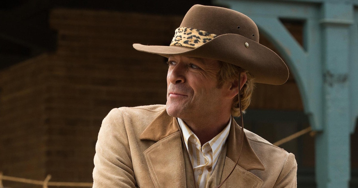 Luke Perry's 'Once Upon A Time In Hollywood' Deleted Scene Is So Good