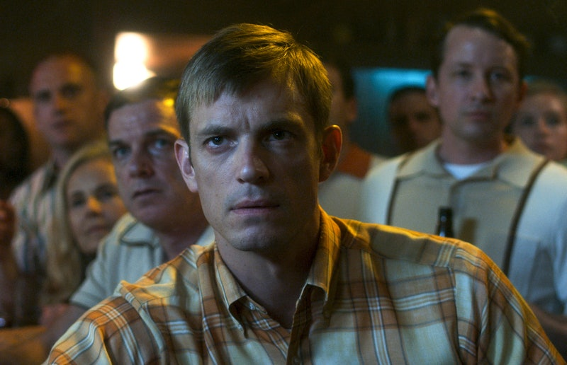 "Joel Kinnaman as Edward Baldwin in ""For All Mankind"" for Apple TV+."