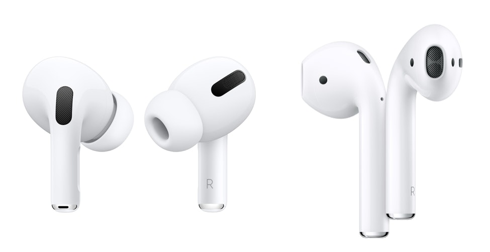Apple S Airpods Pro Vs Airpods 2 Highlights A Few Major Changes