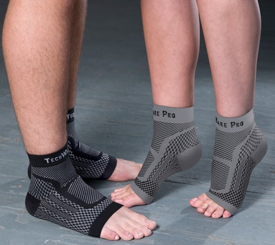 TechWare Pro Ankle Compression Sleeves