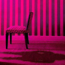The cover for 'The Return' features a shadowy figure in a pink room.