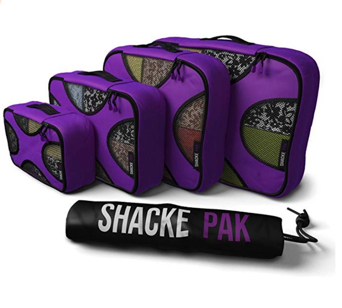 Shacke 4-set Packing Cubes