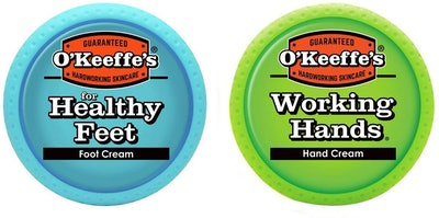 O'Keeffe's Working Hands Combination Pack