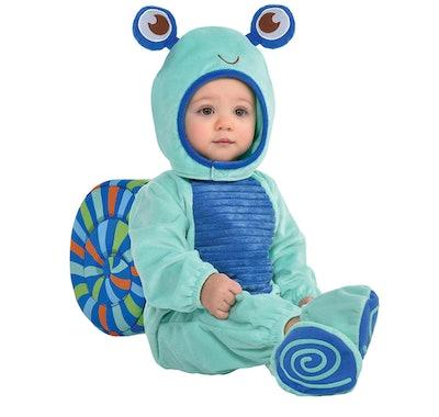 Baby Snail Crawler Costume