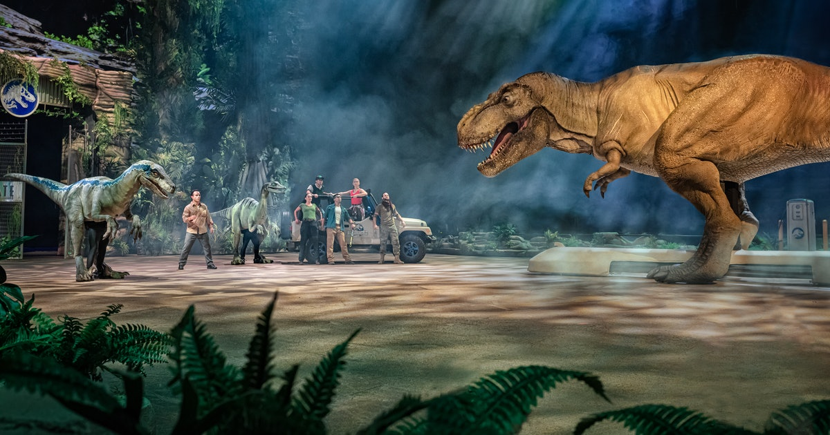 Jurassic World Live Tour Dates Bring Thrilling Dinosaurs To U.S. Cities