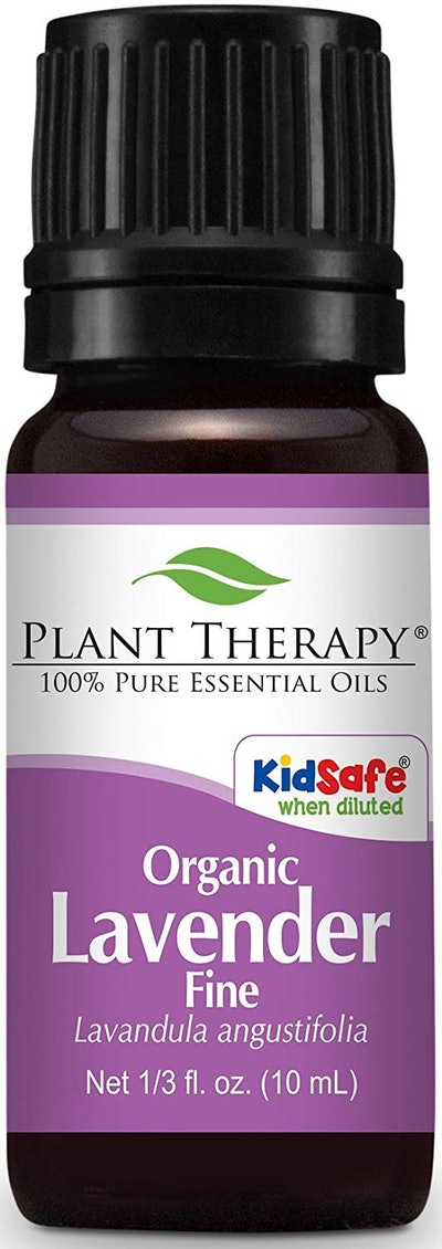 Plant Therapy 100% Pure Organic Lavender Oil (0.33 Ounces)