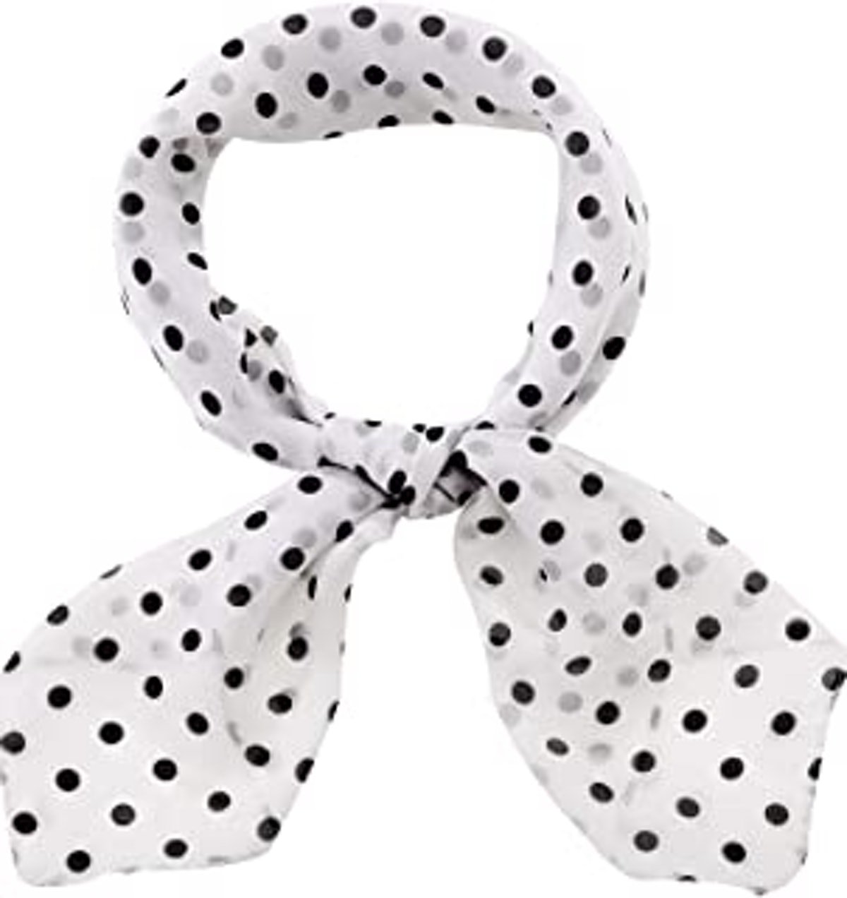 Classic 50s Dot Scarf