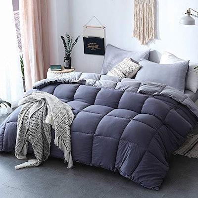Kasentex Down Alternative Comforter Set (3 Pieces, Queen)