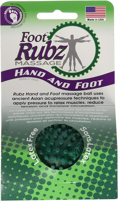 Due North Foot Rubz Hand and Foot Massage Ball