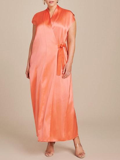 Tasmeen Wrap Dress