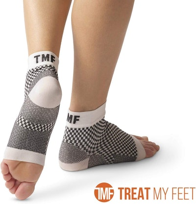 Treat My Feet Compression Sleeves (1 Pair)