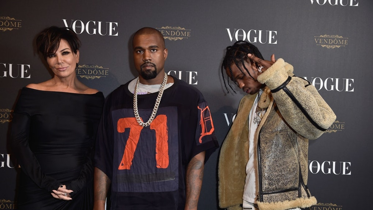 One of the people Kylie Jenner and Travis Scott have in common is Kanye West