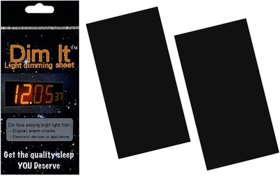 Dim It Light Dimming Sheets (2-Pack)