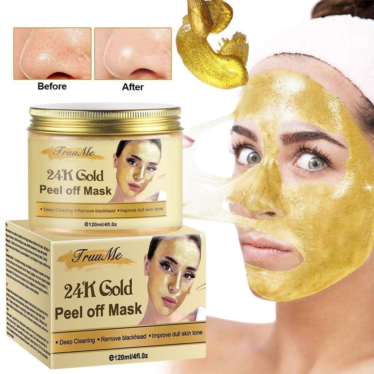 CIDBEST Gold Blackhead Remover Mask