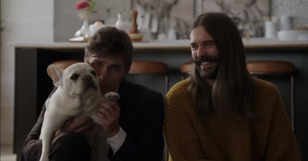 'Queer Eye' Dog Bruley Has Died At 10 — Read The Cast's Tributes