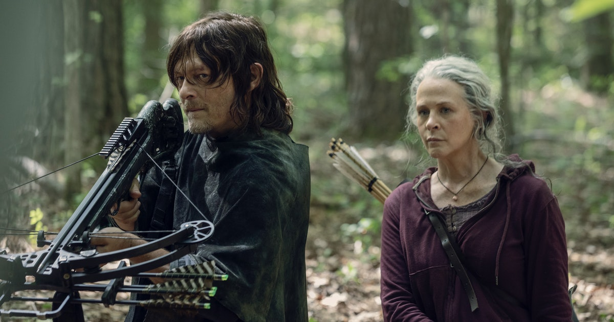 Carol & Alpha On 'The Walking Dead' Are Definitely Killing Each Other This Season