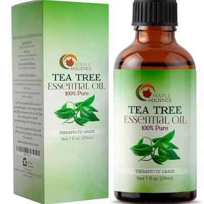 Maple Holistics 100% Tea Tree Oil (1 Ounce)