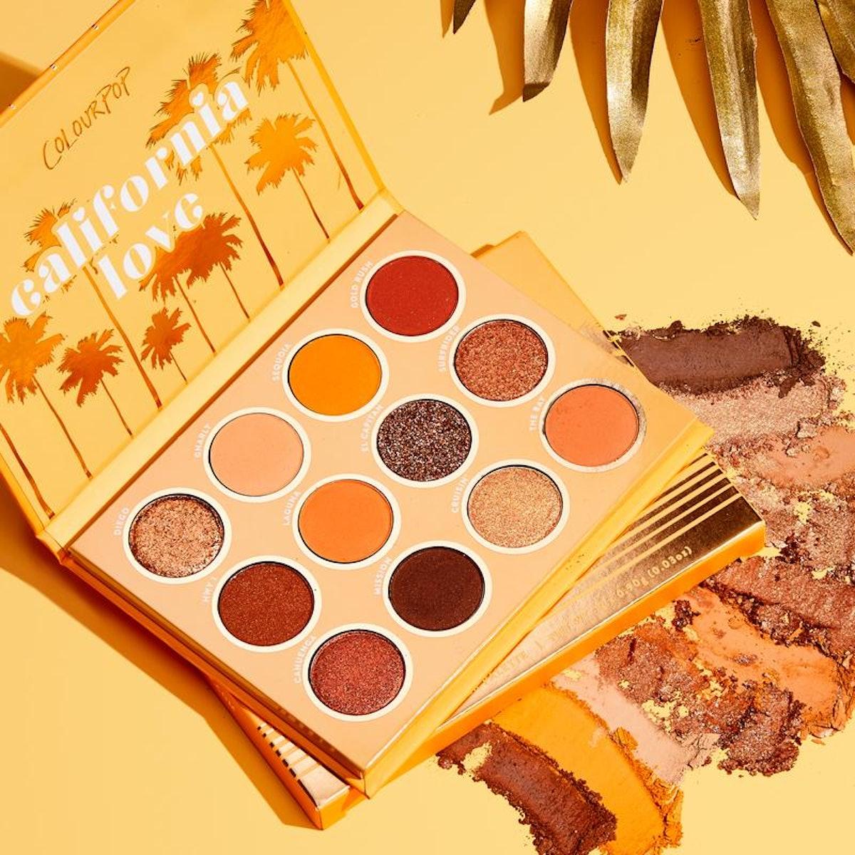 California Love Shadow Palette
