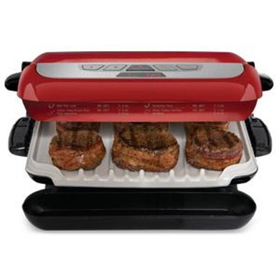 George Foreman 5-Serving Multi-Plate Evolve Grill System