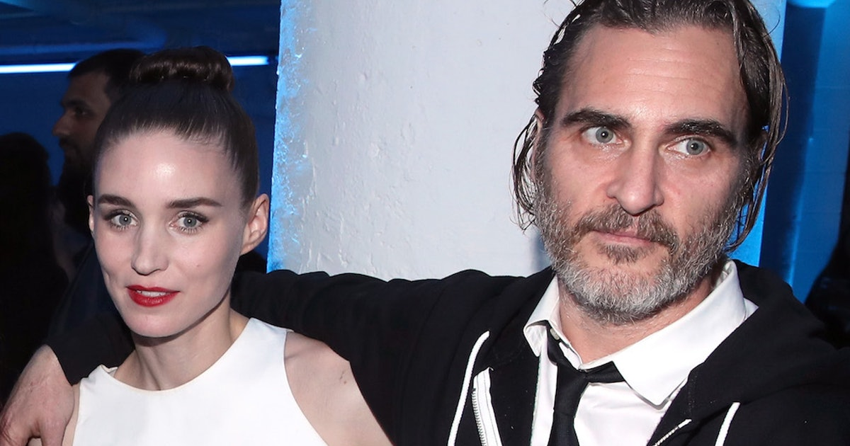 Joaquin Phoenix & Rooney Mara's Relationship Timeline Is Pretty Low-Key