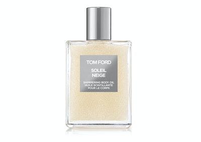 Soleil Neige Shimmering Body Oil