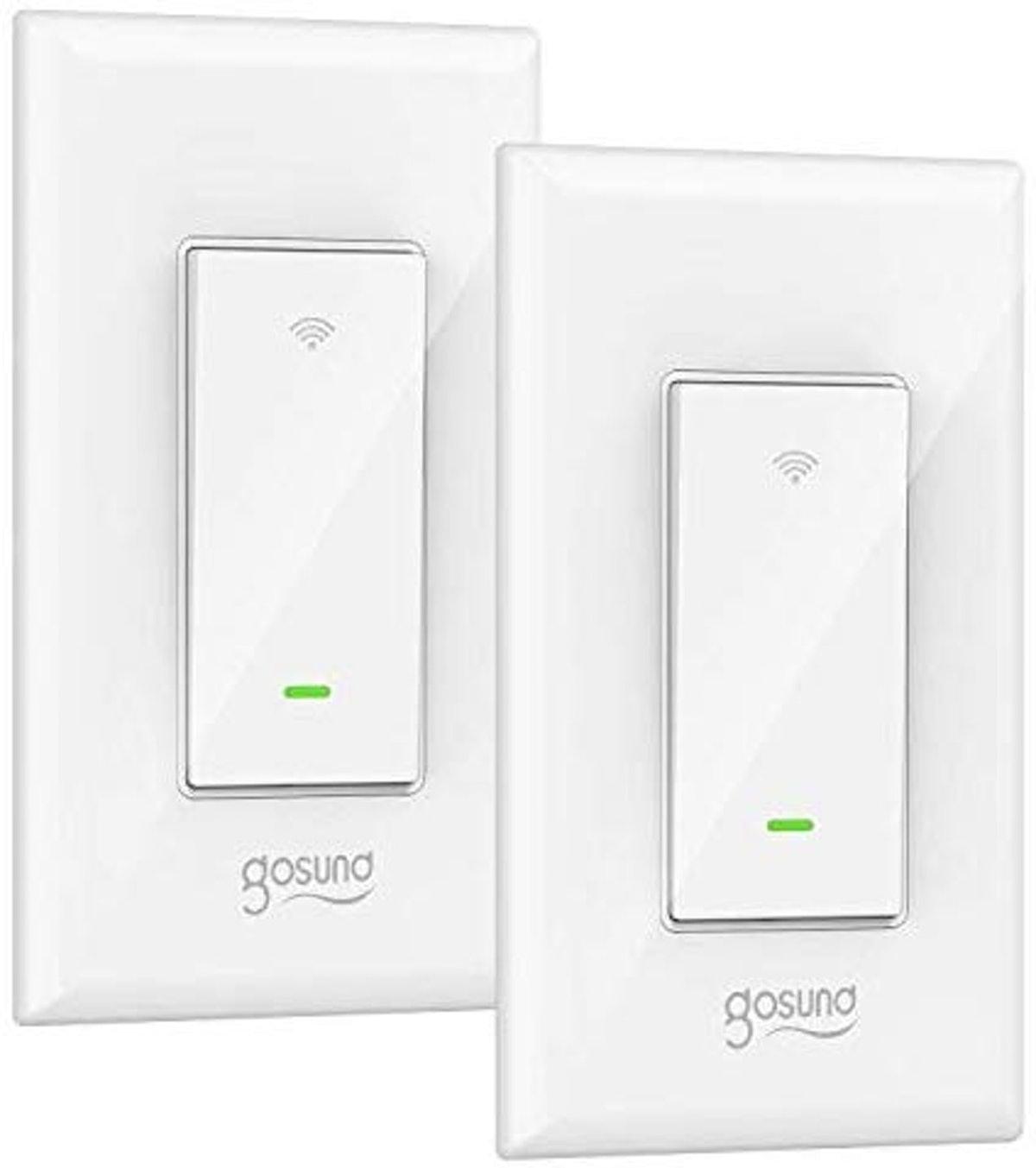 Gosund Smart Light Switch (2-Pack)