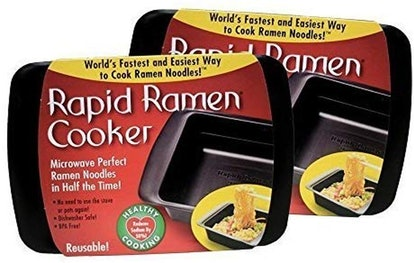 Rapid Ramen Cooker (2-Pack)