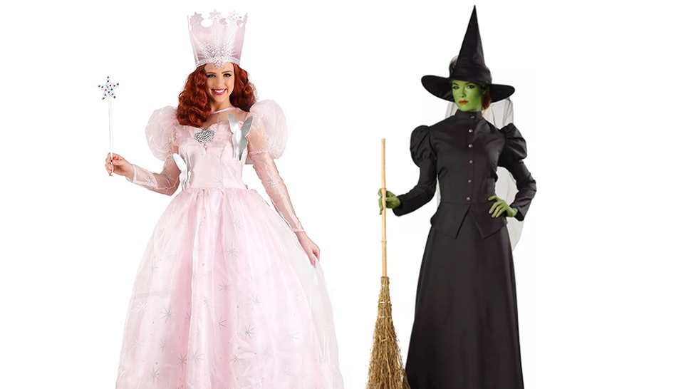 8 Best Friend Halloween Costumes That You Your Bestie Can