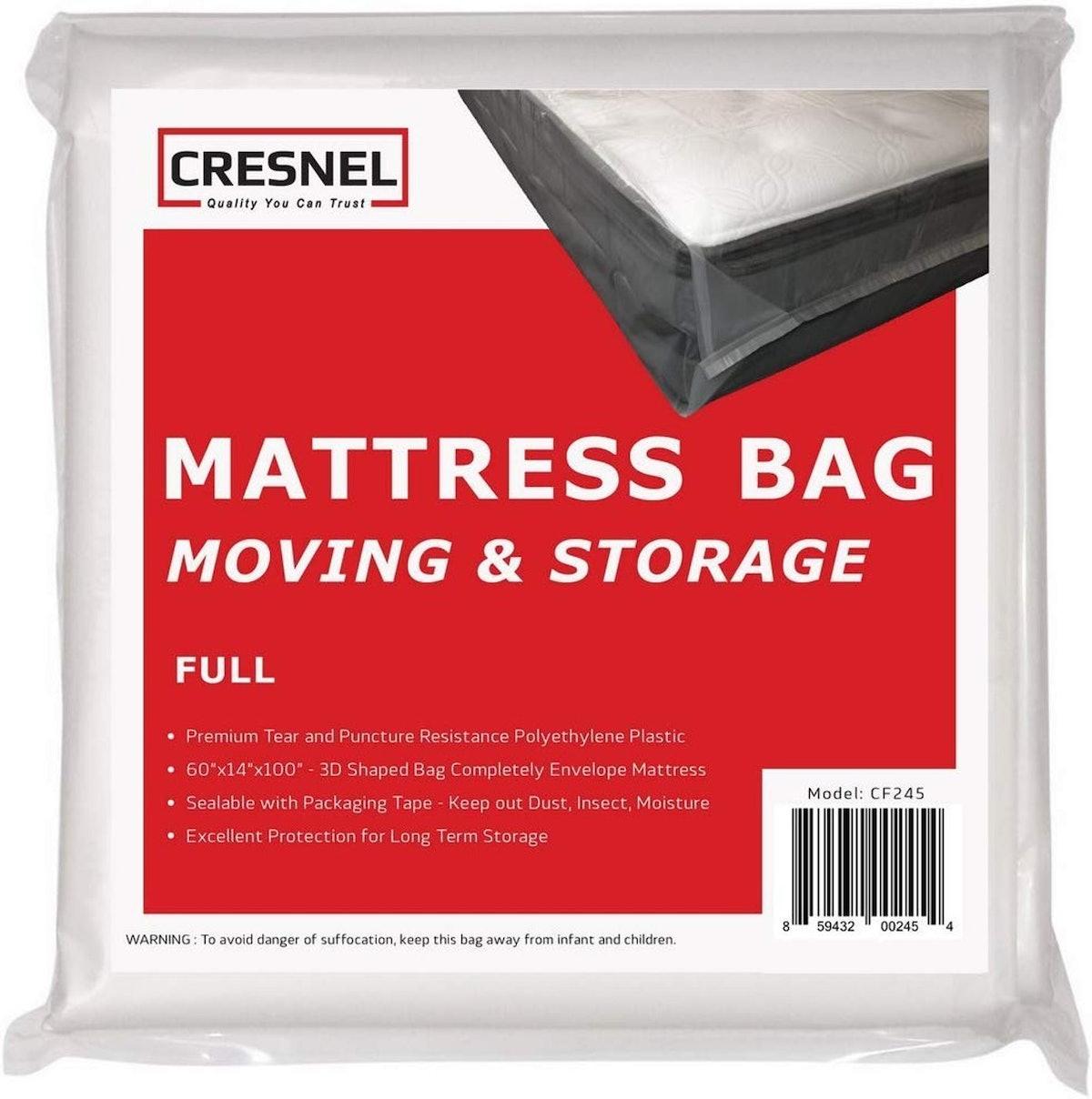 CRESNEL Full-Sized Mattress Bag