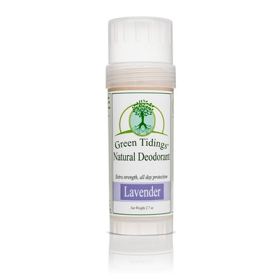 Green Tidings Natural Lavender Deodorant