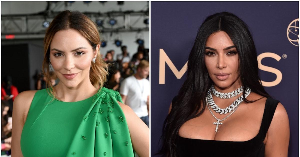 Katharine McPhee's Instagram Shading Kim Kardashian Is Hilarious