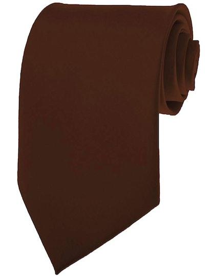 K. Alexander Solid Color Tie