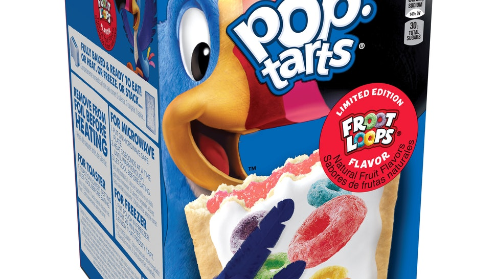 Froot Loops Pop Tarts Are Reportedly Coming In 2020
