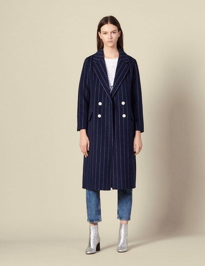 Long Double Faced Coat