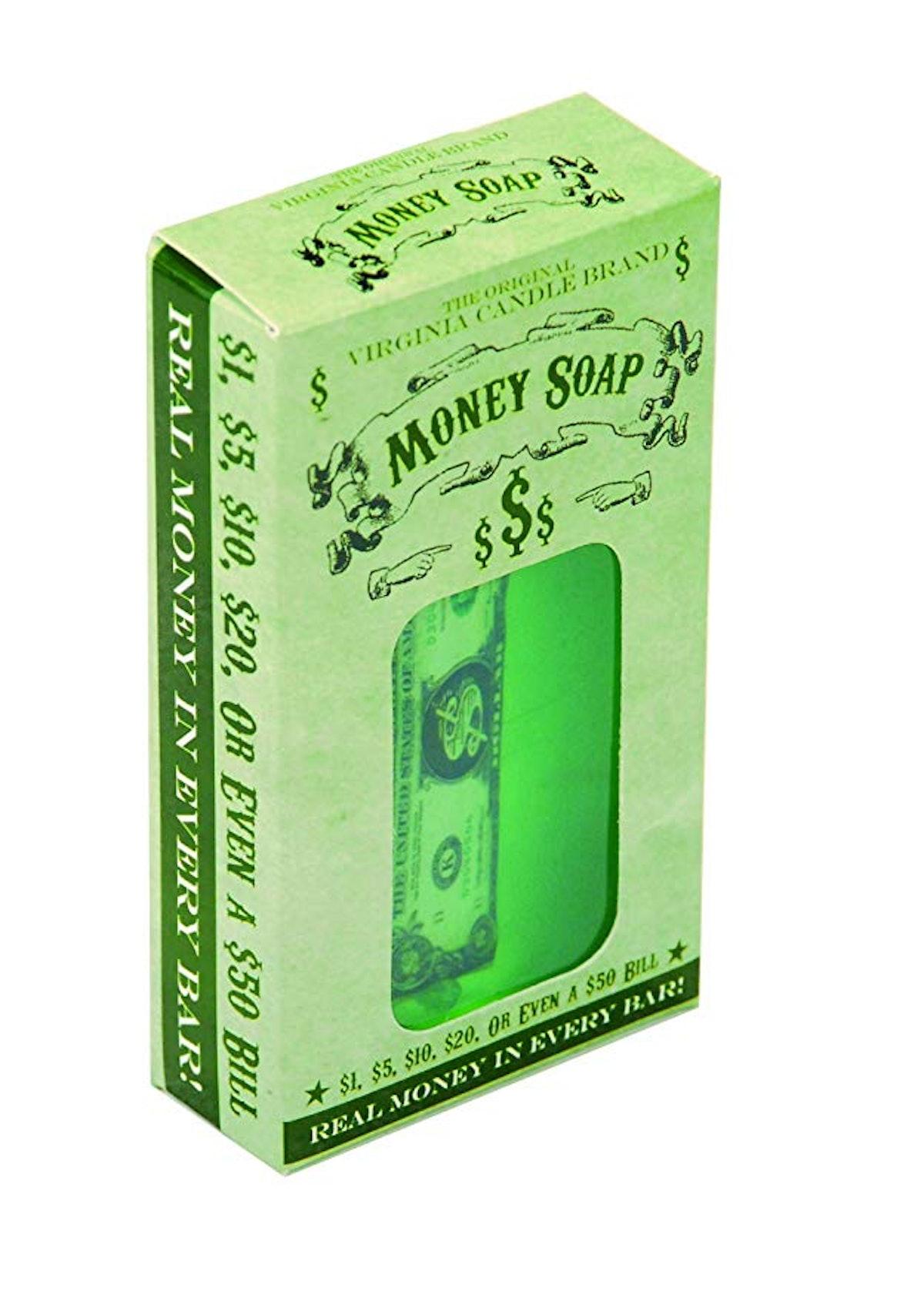 WoodWick Money Soap