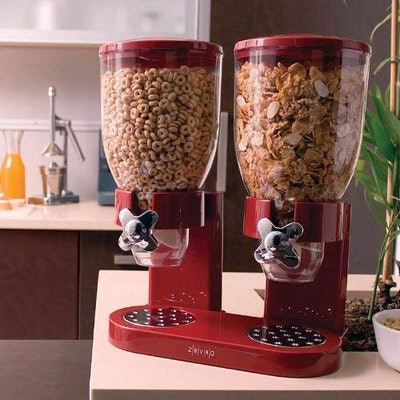 Honey-Can-Do Double Cereal Dispenser