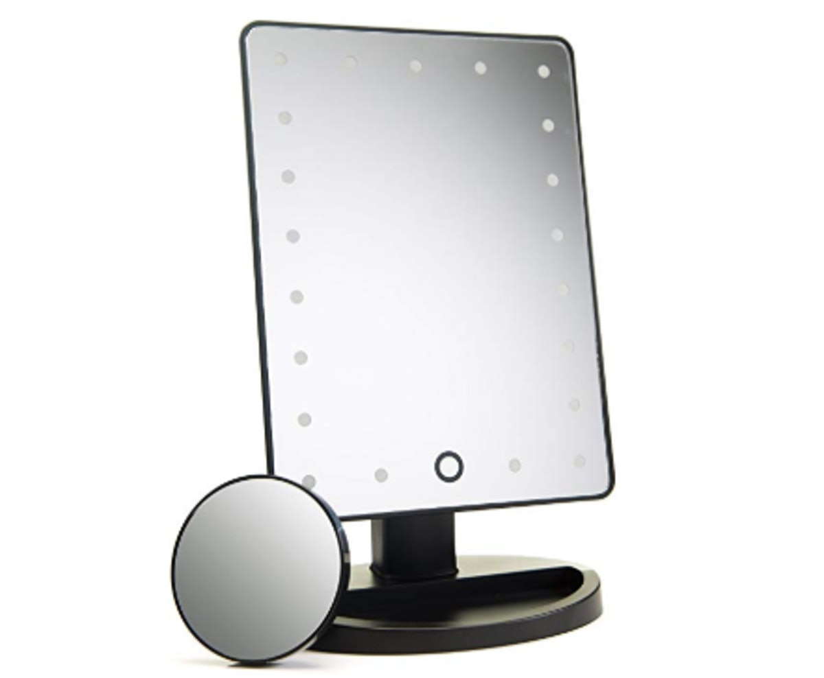 Absolutely Luvly Lighted Makeup Mirror
