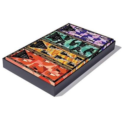 Vegan Organic Paleo Dark Chocolate Bar Gift Box