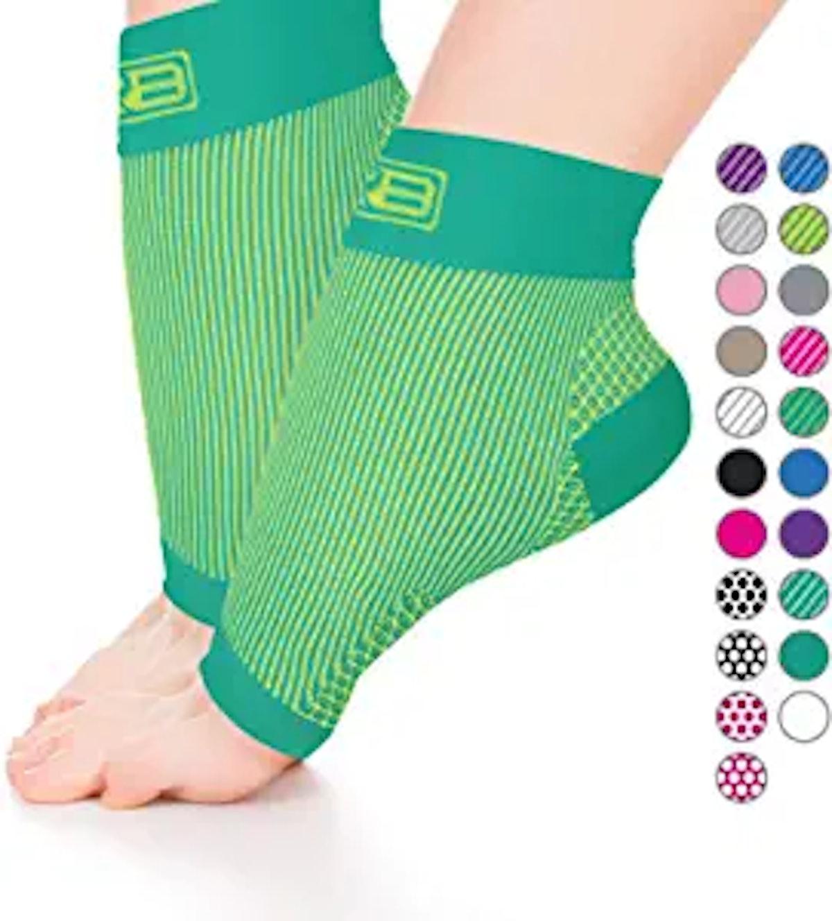 Go2 Ankle Brace Compression Socks