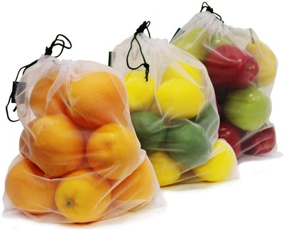 EarthWise Mesh Produce Bags (9-Pack)