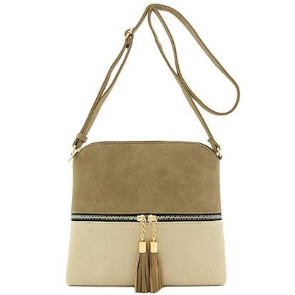 Lightweight Medium Crossbody Bag